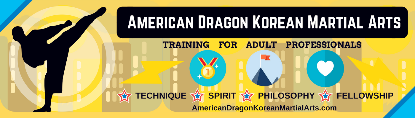 American Dragon Korean Martial Arts