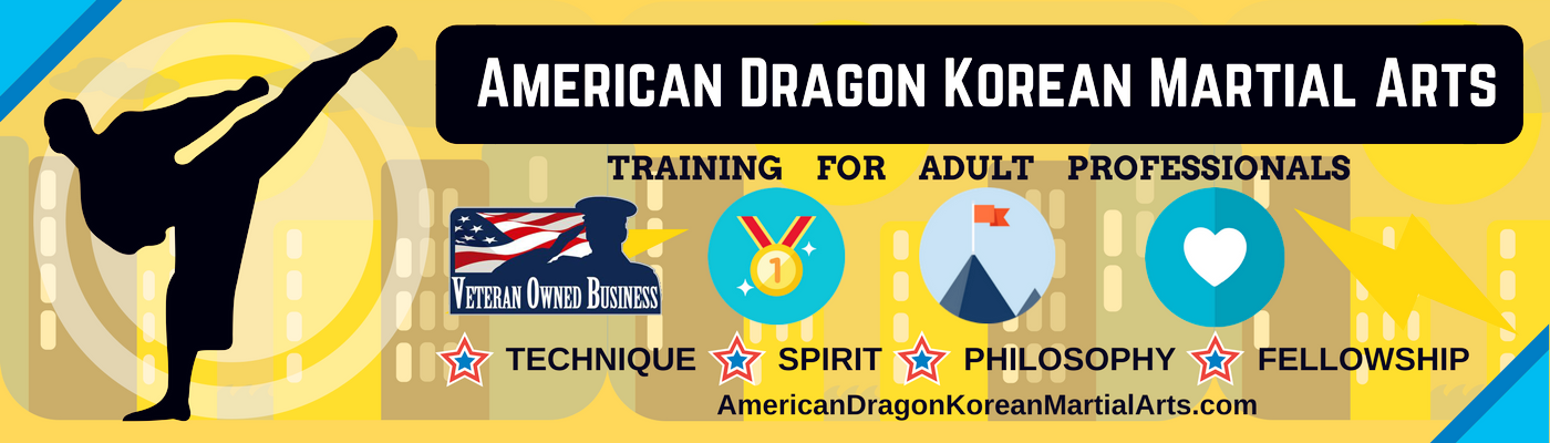 American Dragon Korean Martial Arts